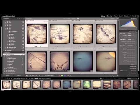 How to View Your Best Photos from the Past Year in Lightroom