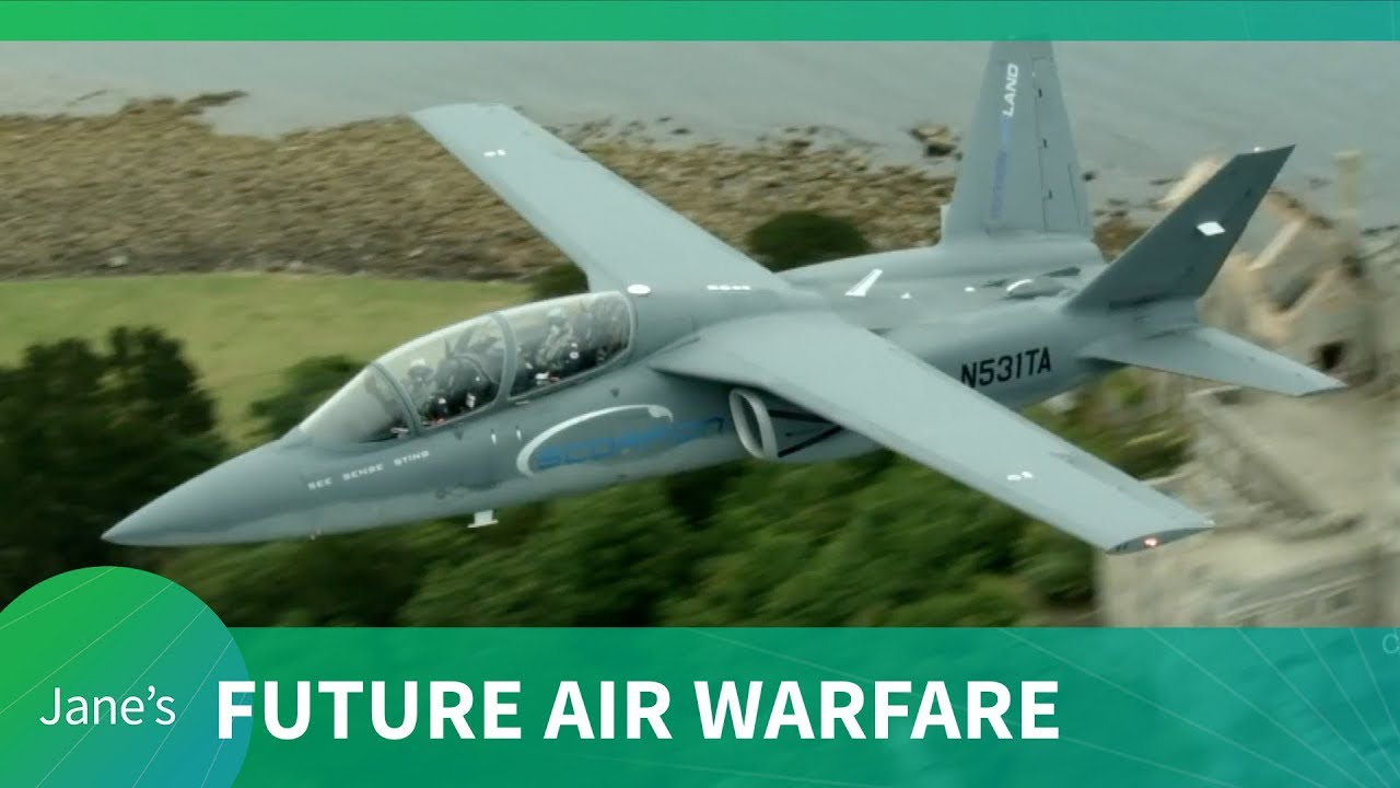 Paris Air Show 2019: Benefits of low cost training aircraft and future role  of 'Loyal Wingmen'