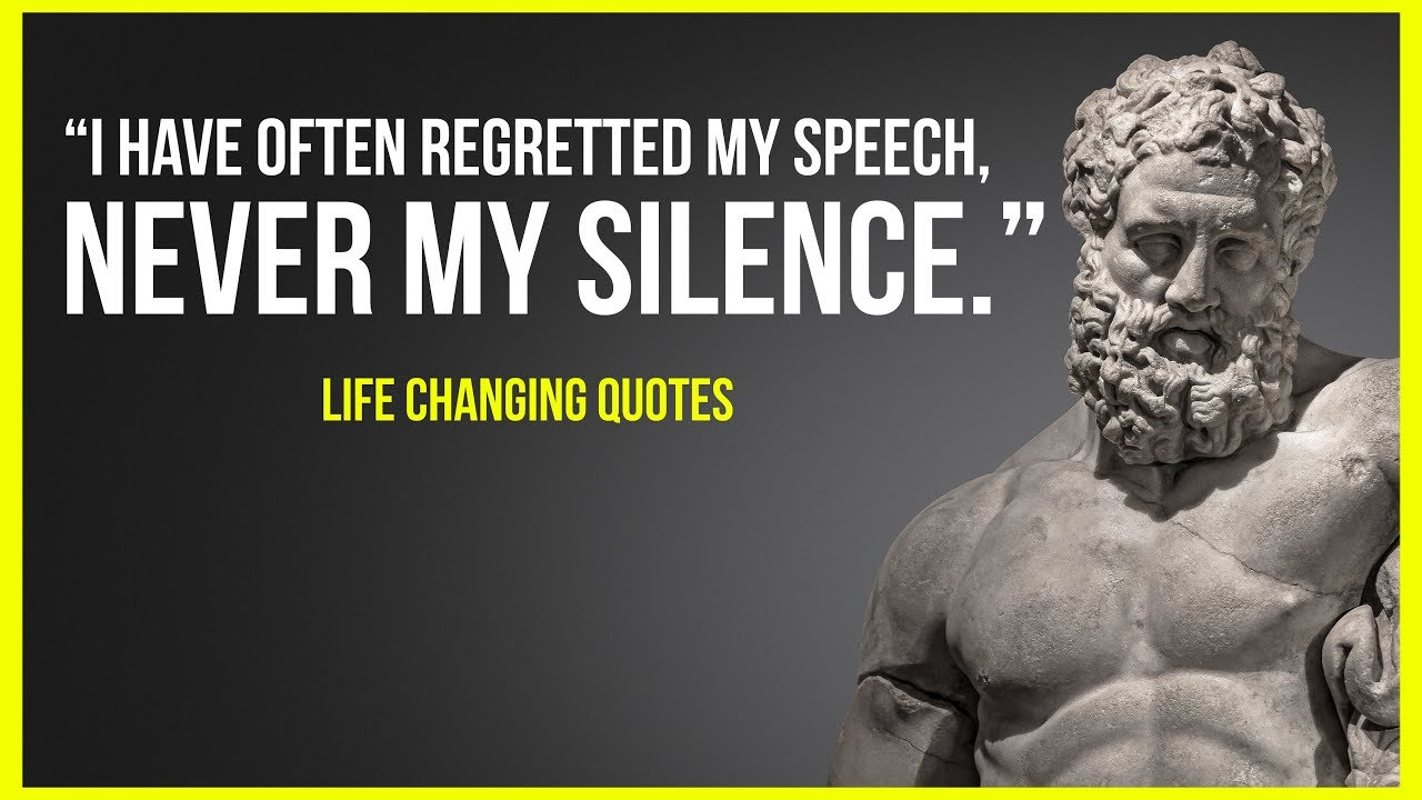Wise Ancient Greek Philosophers Quotes to Make You a ...