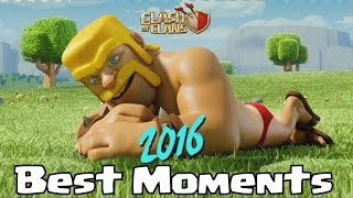 Clash of clans Funny MOMENTS w/ GODSON (Funny skits & comedy) Ep 1