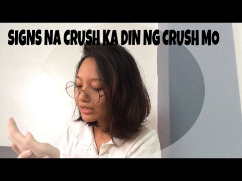 Signs na crush ka din ng crush mo || Faith Dela Pena