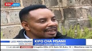 Kifo cha msanii Joseph Kamaru aliyekuwa maarufu wa nyimbo za Kikuyu