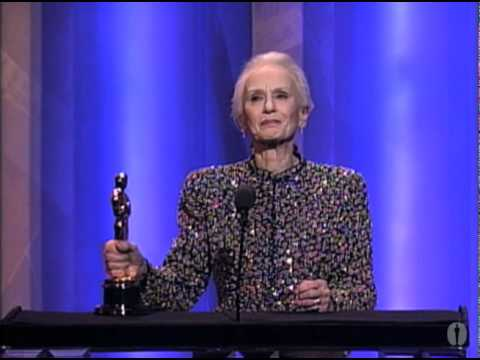 Jessica Tandy Wins Best Actress: 1990 Oscars