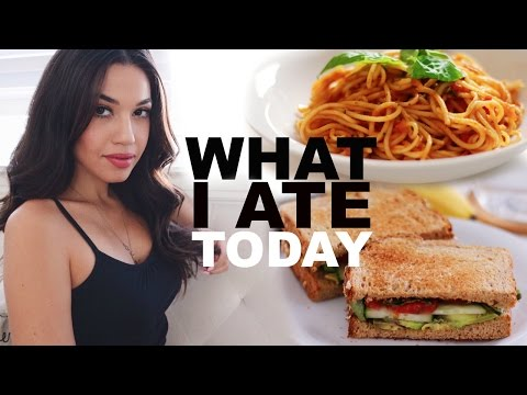 What I Ate Today | Healthy & Easy Food Ideas (Vegan) | Eman