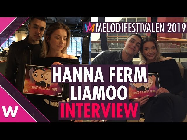 Hanna Ferm & LIAMOO -