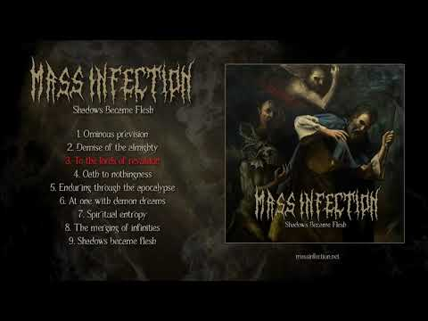 MASS INFECTION - SHADOWS BECAME FLESH (OFFICIAL ALBUM STREAM) [COMATOSE MUSIC]