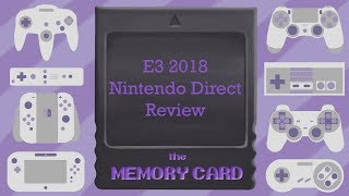 E3 2018 Nintendo Direct Review and Final Conference Rankings