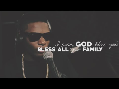 Wizkid - Joy (Lyric Video)