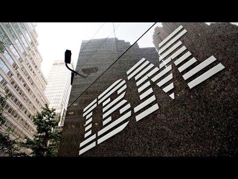 IBM Revenue Decline Leads to Stock Decline