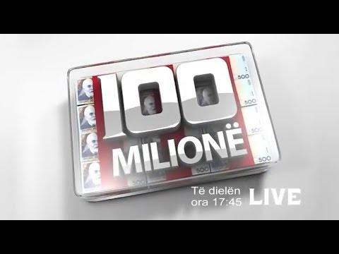 Eris Lala, fituesi i TV Sony 40' në 100 Milionë - Top Channel Albania - News - Lajme