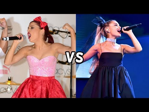 First Vs Last Performances Of EVERY Ariana Grande Song