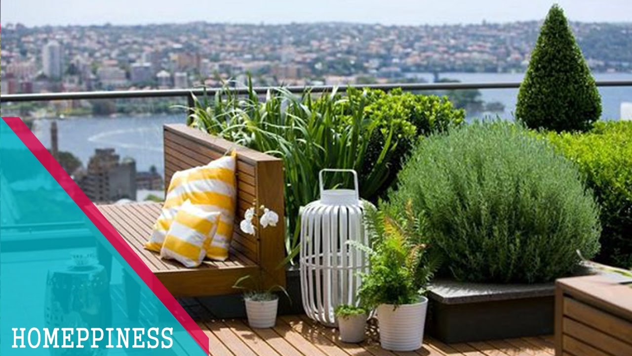 40+ Beautiful Terrace Garden Ideas That You May Have Never Seen Before