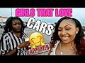 GIRLS LUV CUSTOM CARS!!!