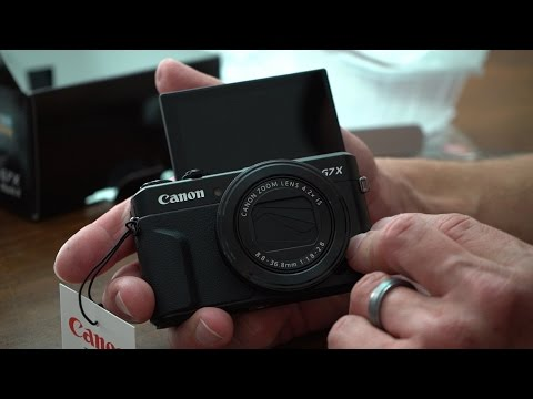 Unboxing The NEW Canon G7X Mark ii | Comparing Our Vlogging Cameras & Trip To Target