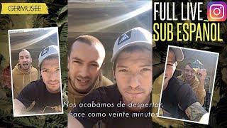 'TYLER ESTÁ MOLESTO' - TWENTY ONE PILOTS / LIVE STREAM 2018 (Subtitulado en Español)