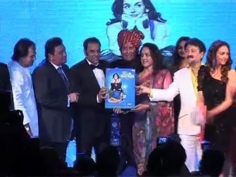 Dharmendra & Hema Malini At The 'Tell Me O Kkhuda' Music Launch