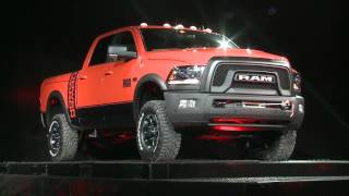2017 Ram Power Wagon Demo