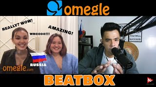Russian Girls amazed in OMEGLE! | Beatboxing in Omegle [INTERNATIONAL] Part 3