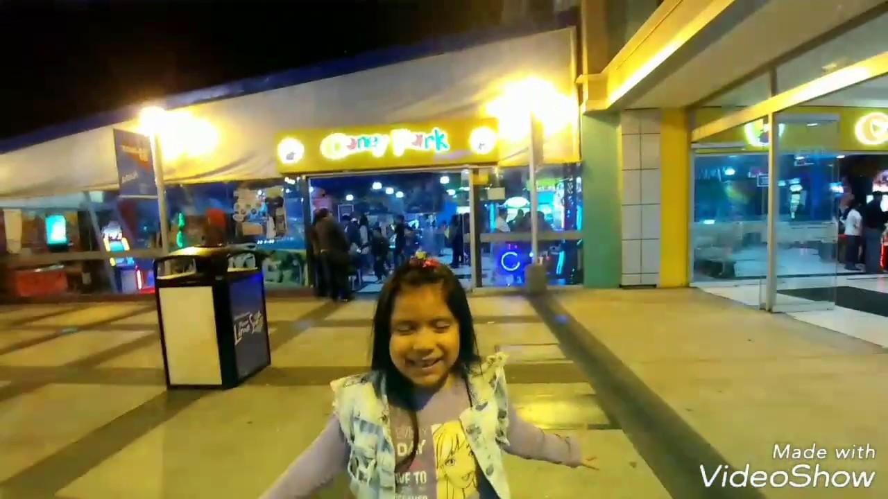 Coney Park Plaza Lima Sur Juegos Mecanicos Youtube