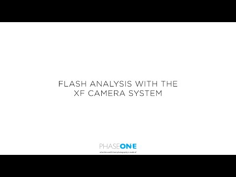 Support - Flash analysis with the XF camera system | Phase One