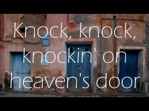 Bob Dylan - Knockin' on Heaven's Door (Acoustic Version) Lyrics