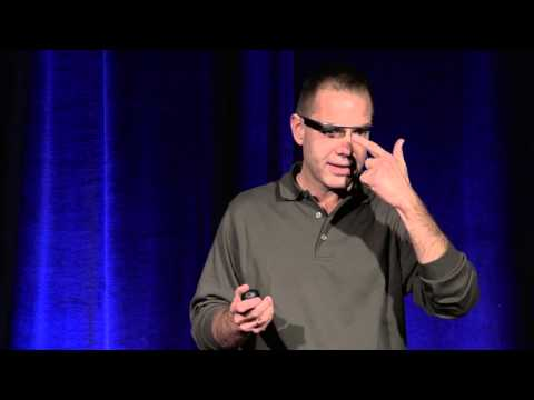 OK Glass - disrupt healthcare: Rafael Grossmann at TEDxDirigo