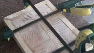 Woodworking Projects. Se1,ep7 How To Build A End-grain Chopping Board