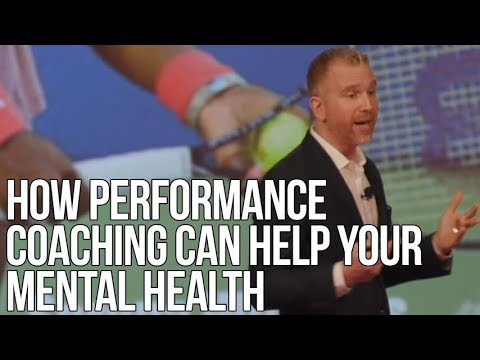 How Performance Coaching Can Help Your Mental Health | Jonathan Fader
