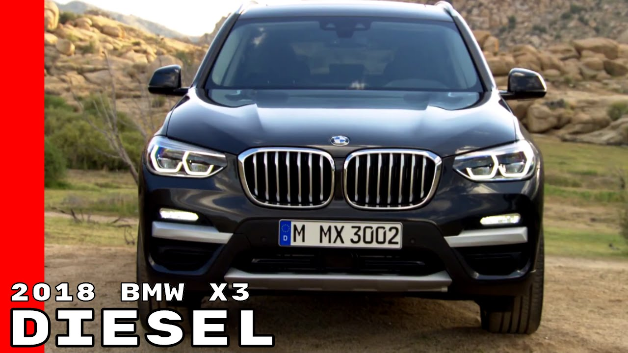 new 2018 bmw x3 30d xline diesel youtube. Black Bedroom Furniture Sets. Home Design Ideas