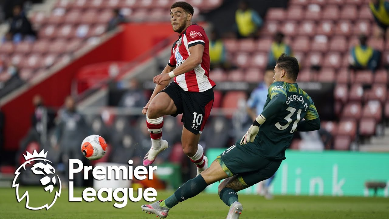 Southampton edge Manchester City in heroic effort | Premier League Update | NBC Sports