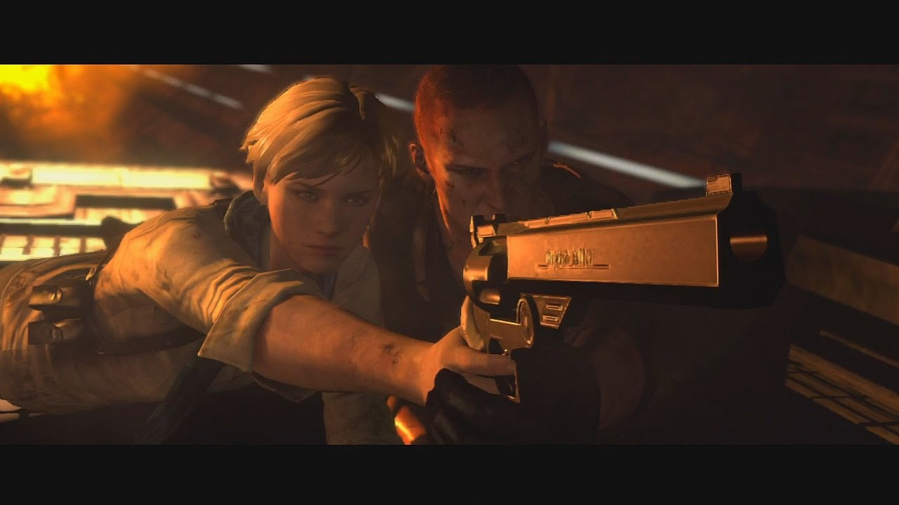 Jake And Sherry Chapter 5 Resident Evil 6 Wiki Guide Ign