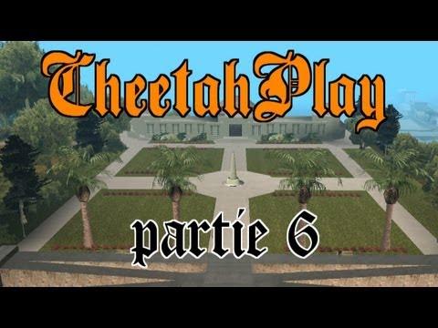 CheetahPlay GTA San Andreas 6/28 (WT PS2)