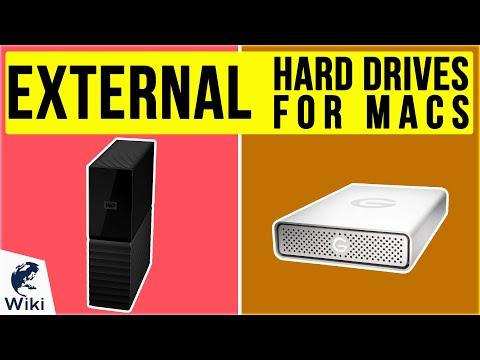10 Best External Hard Drives For Macs 2020