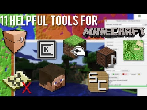 11 Minecraft Tools for Map Makers