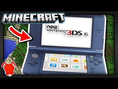 MINECRAFT for NEW NINTENDO 3DS WORTH IT?!