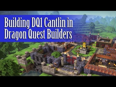 Download Youtube: New Cantlin - Dragon Quest Builders