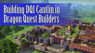 New Cantlin - Dragon Quest Builders