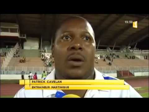 Martinique vs Suriname - Group 3 - Caribbean Cup 2012