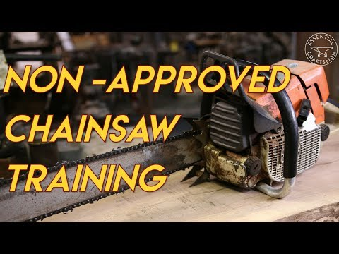 Chainsaw Tips for Rebels