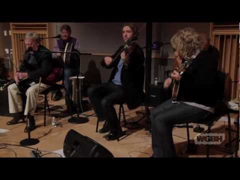 The Chieftains Live Medley at WGBH