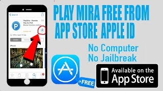 Download Play mira for PS 4 from App Store for FREE!! iOS 10-10.2 No Jailbreak iPhone iPad