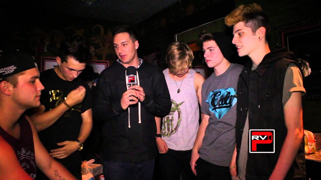 Boy Band Project interview at American Icon Music Tour ...