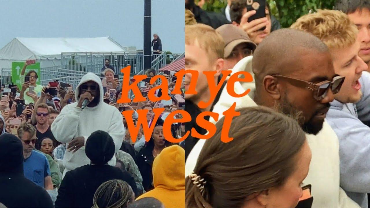 Kanye West Denied Trademark Of 'Sunday Service'