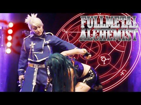 Fullmetal Alchemist, Cosplay @ AniNite 2015