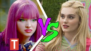 Descendants Vs. Zombies: 5 Differences And 5 Similarities