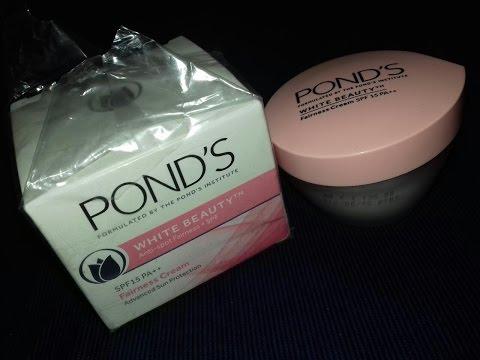 Pond's White Beauty | Anti - Spot | Fairness Cream | Spf 15 | Review Hindi