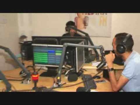 Inteview a MEDINA FM radio