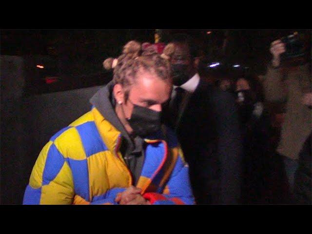 Justin Bieber Trades Dreadlocks For Bantu Knots