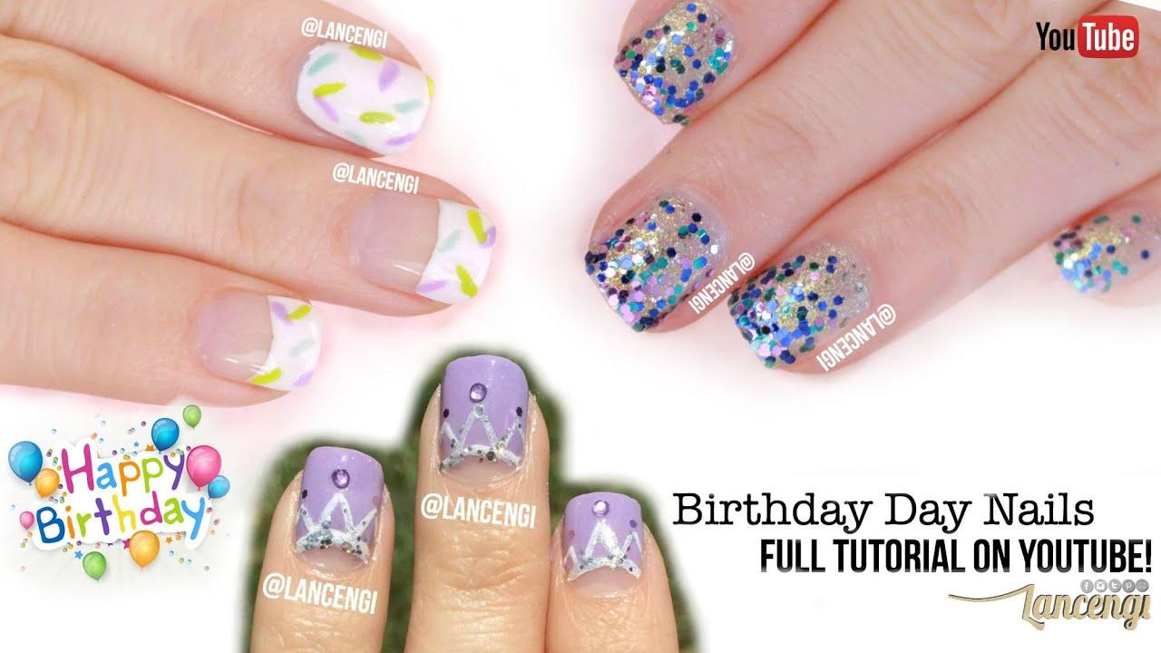 16th Birthday Nails   Best Nail Designs 2018