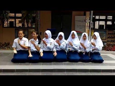 Tari Saman Ala Kls 8E SMPN 20 Kota Bogor